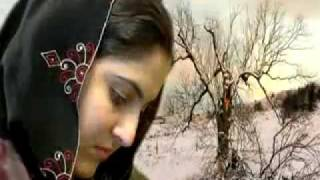 Aiman udas and Afghan murderd journalist Sanga Amaj pics pashto song