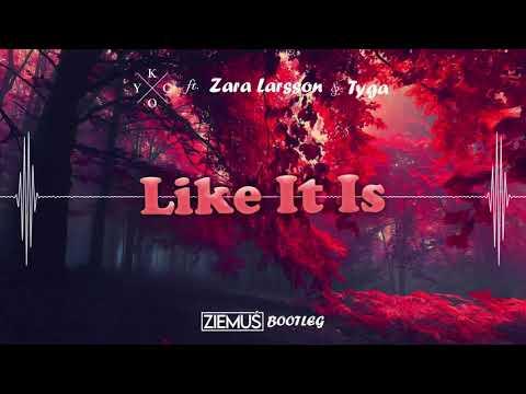 Kygo, Zara Larsson, Tyga - Like It Is (DJ Ziemuś Bootleg 2021)