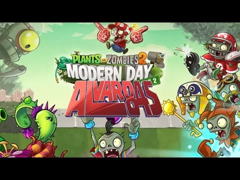 Días 4 y 5 de Tiempos Modernos   Plants Vs Zombies 2   Mobile Gaming con TheAlvaro845   Español