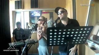 Hemendex Live: Dara Rolins & Tomi Popovič: Waiting