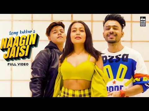 Naagin Jaisi - Tony Kakkar (From