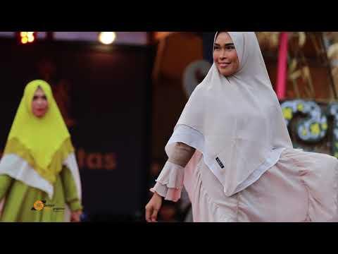 Lomba Fashion Show Muslimah, FKP 2018 - Roemah Roserry