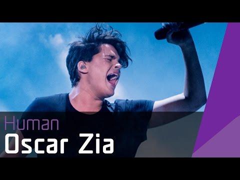 Oscar Zia – Human | Melodifestivalen 2016