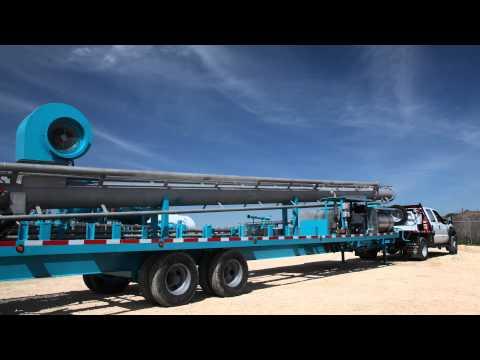 Expro Pipeline & Flarestack Timelapse