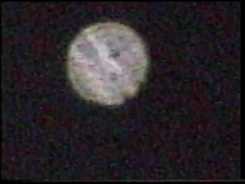UFO over Bratislava, Slovakia (Real footage- no fake)