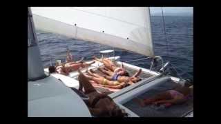 sail catamaran ibiza