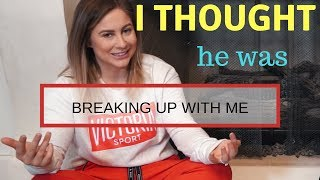 Download i thought he was planning on breaking up with me...   story time with shawn east Mp3 and Videos