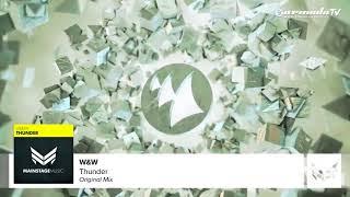 Thunder Up - Clarx & Kadri Gashi & W&W | RaveDJ