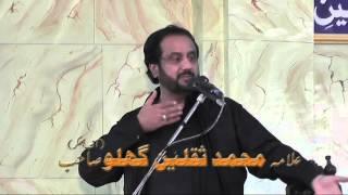 zakir saqlain ghallu bab-ul-hussain D.G khan shahdat jori ameer muslim (AS) 2015