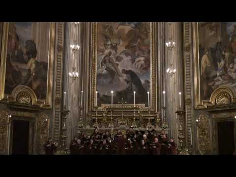 St. James Cappella Magna in Rome - Praise to the Father