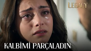 Kalbimi Paramparça Ettin! | Legacy 159. Bölüm (English & Spanish subs)