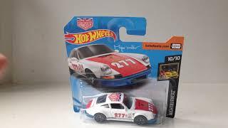 Quick diecast review ep5 : hotwheels 71 Porsche 911 (urban outlaw )