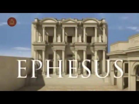 Ephesus Tour 3D Animation Video