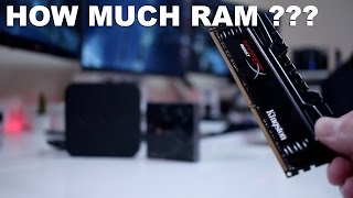 HOW Much RAM do I NEED on an ANDROID TV BOX??