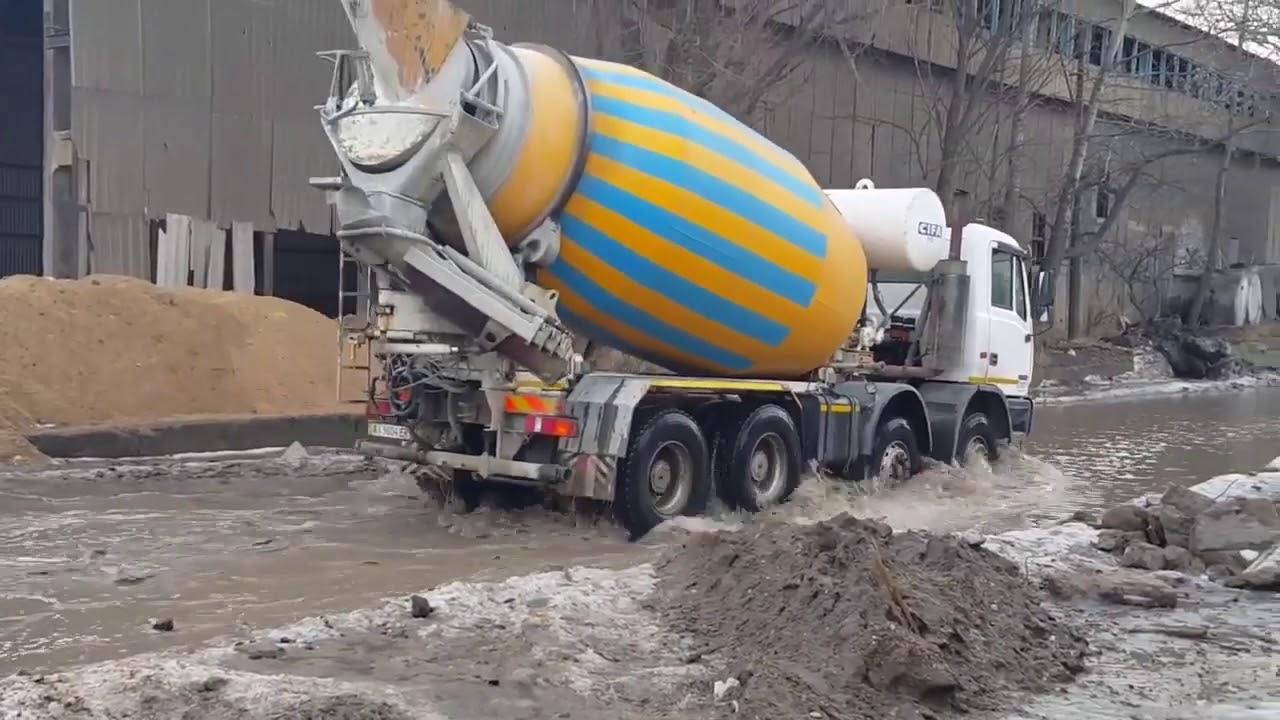 купить бетон в балашихе цена