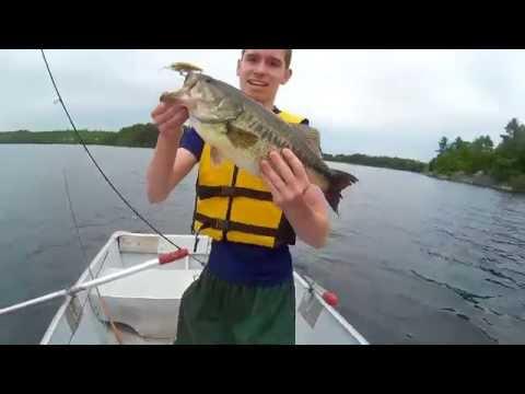 Bass Fishing- Spot Pond