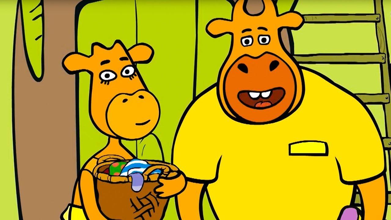 Оранжевая Корова - Сборник Серий от Kedoo Мультики для Детей