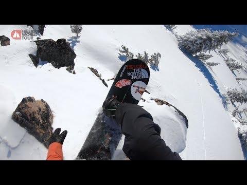FWT19 Fieberbrunn Austria – Sport Update: Snowboard Women