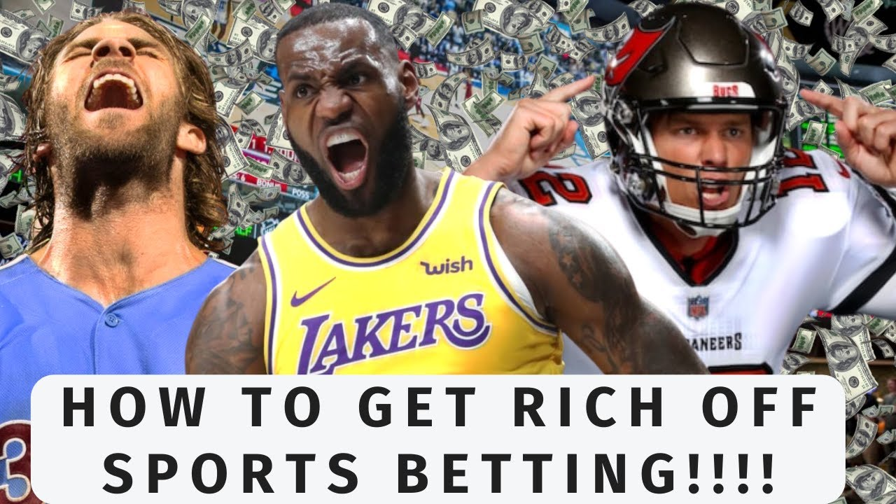 How to get rich betting on sports $100 minimum deposit binary options brokers