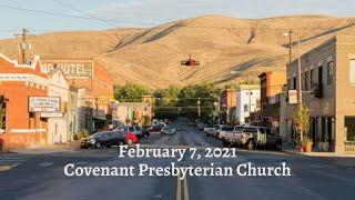 February 7, 2020 - Sunday Worship Service