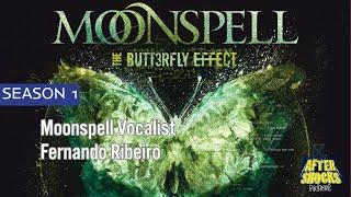 Night Eternal – A Chat With Moonspell Vocalist Fernando Ribeiro