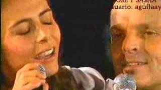 Te Amaré -- Miguel Bosé y Sasha Sokol