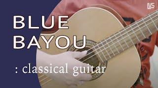 Blue Bayou - Linda Ronstadt (solo guitar cover)