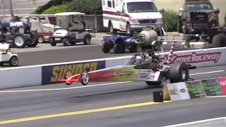 Top Dragster LODRS Maple Grove 2015