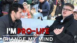 I'm Pro-Life (4th Edition) | Change My Mind