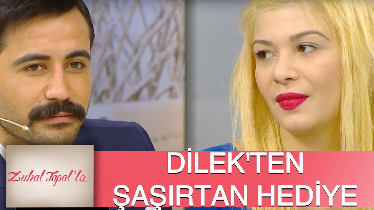 Zuhal Topal'la 118. Bölüm (HD) | Dilek, İbrahim'in Annesi İçin Öyle Bir Hediye Hazırladı ki...