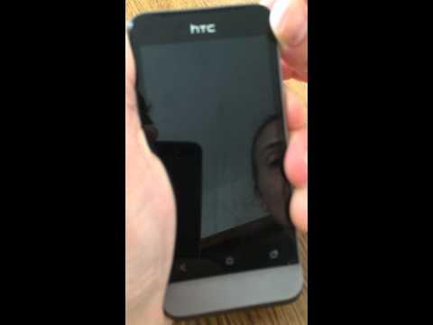 Hard reset HTC One V