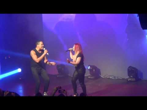 ESCKAZ in Tel Aviv: Valentina Monetta and Jimmie Wilson (San Marino) - Spirit of the Night