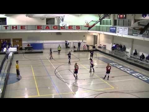 Crew U14 vs  Racine United U14