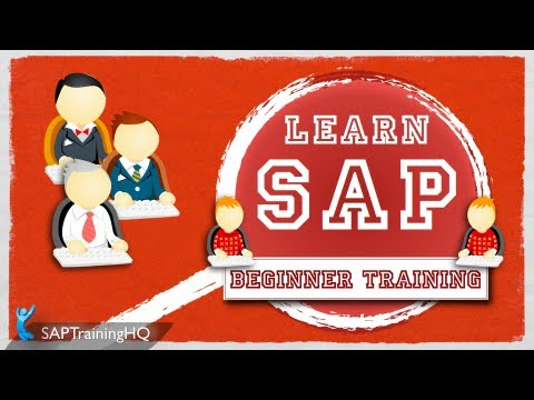 Learn SAP - Beginners Guide - YouTube