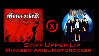 Motorocker X AC DC - Stiff Upper Lip