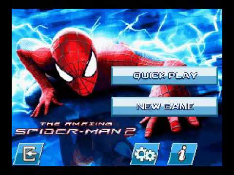 J2me The amazing spider man 2 java apk multiscreen