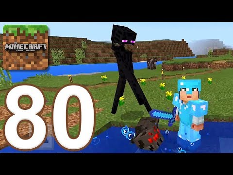 Minecraft: Pocket Edition - Gameplay Walkthrough Part 80 - Survival (iOS, Android)