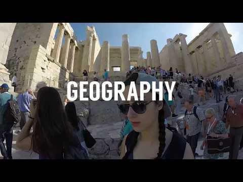 USW Geography Degree Field Trip To Greece