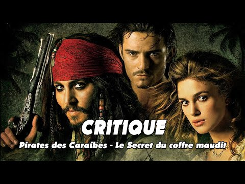 Critique : Pirates des Caraïbes le Secret du Coffre Maudit (2006) poster