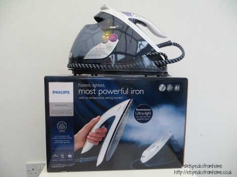 Philips Perfectcare Iron Review