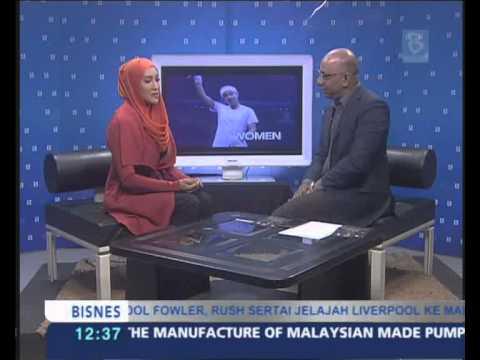 The Nation : Ziana Zain (March 19, 2015)
