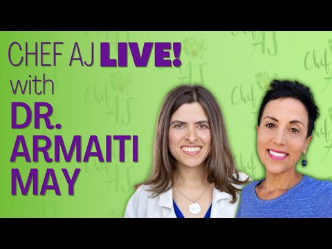 Healthy Living LIVE! with Dr. Armaiti May