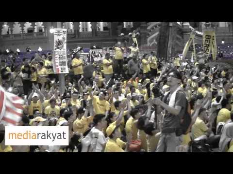 (Bersih 4) Selamat Tinggal Najib Dan Rosmah