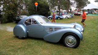 $38MIL Bugatti Type 57SC Atlantic Coupe at Art Center Classic