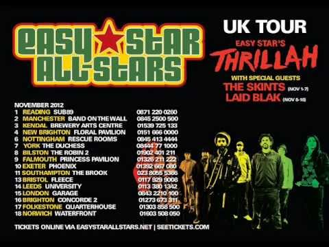 Easy Star All-Stars - Thrillah - Full Album