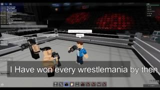 penidis1 return in Roblox WWE Smackdown Live 24.1.17