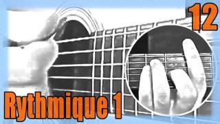 """Cours de Guitare pour Débutants : """"Rythmique de base 1"""""""