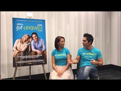 Maurico Ochmann y Fernanda del Castillo en Dallas