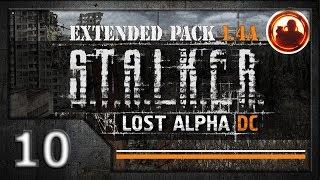 СТАЛКЕР Lost Alpha DC Extended Pack 1 4a Прохождение 10 Стройплощадка