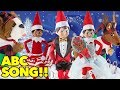 Alphabet Christmas - ABC Christmas Song for Kids